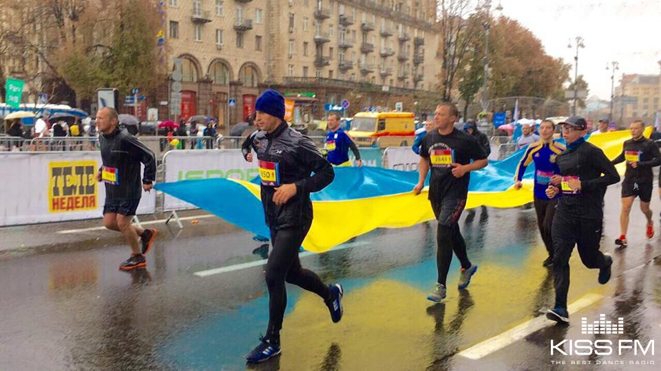 Wizz Air Kyiv City Marathon @ Киев