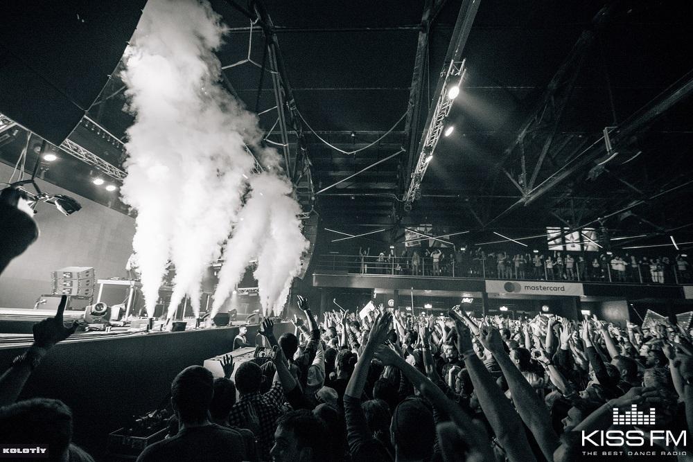 KISS FM Birthday 14 (Pt. 2) @ Stereo Plaza, Киев