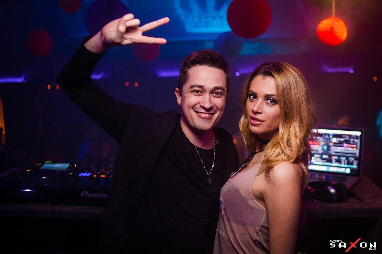 DJ Anesty @ Saxon, Киев