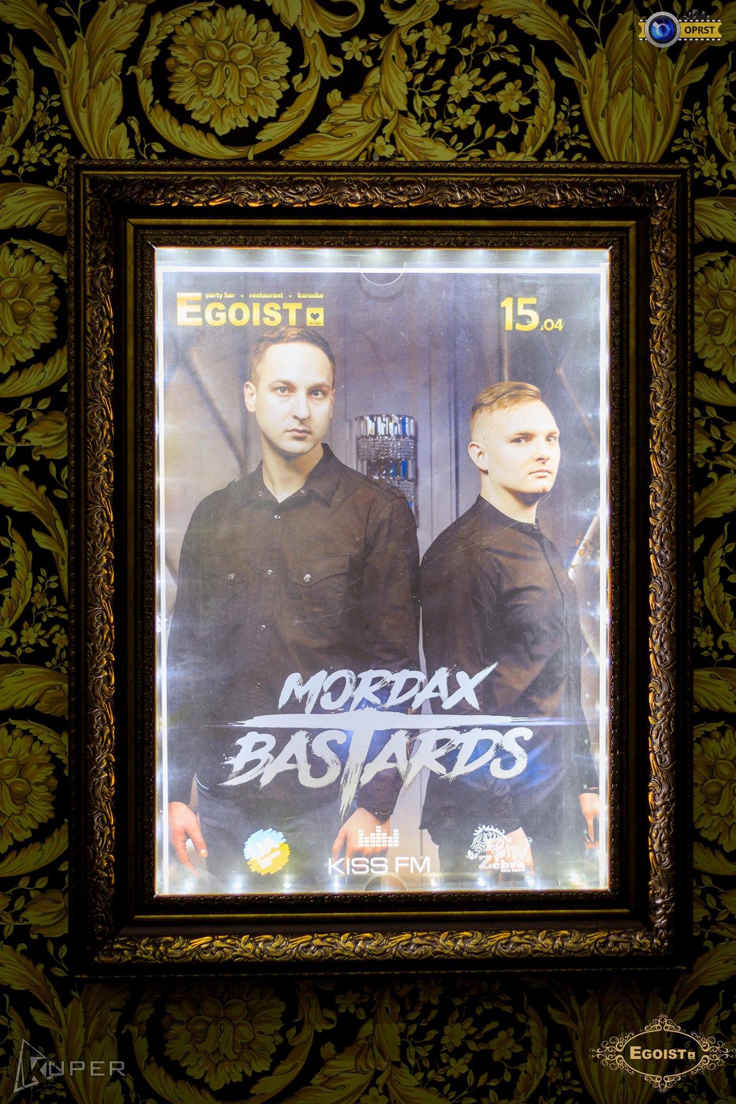MORDAX Bastards @ Loft, Мариуполь
