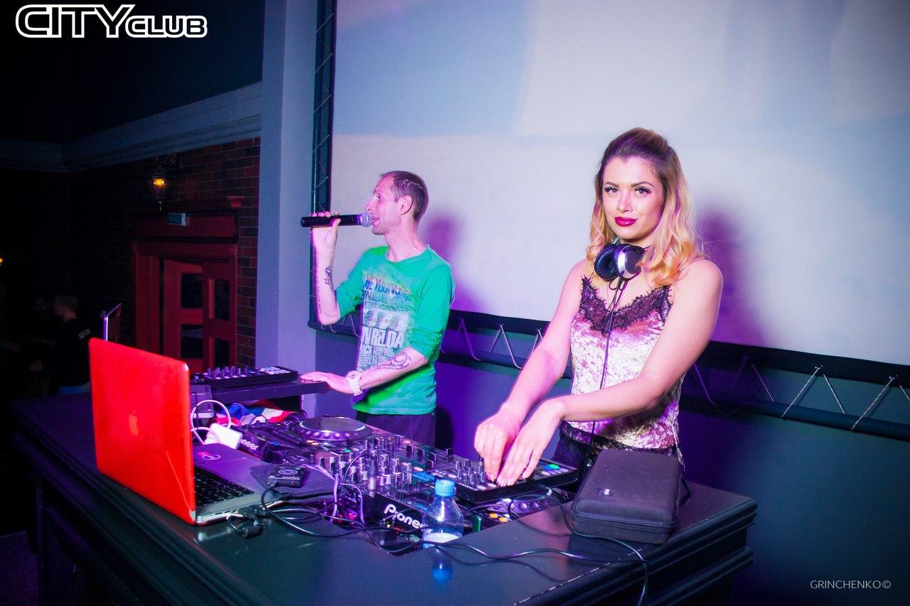 DJ Anesty @ City club, Горішні плавні
