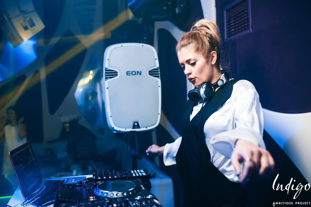 DJ Anesty @ Indigo, Киев