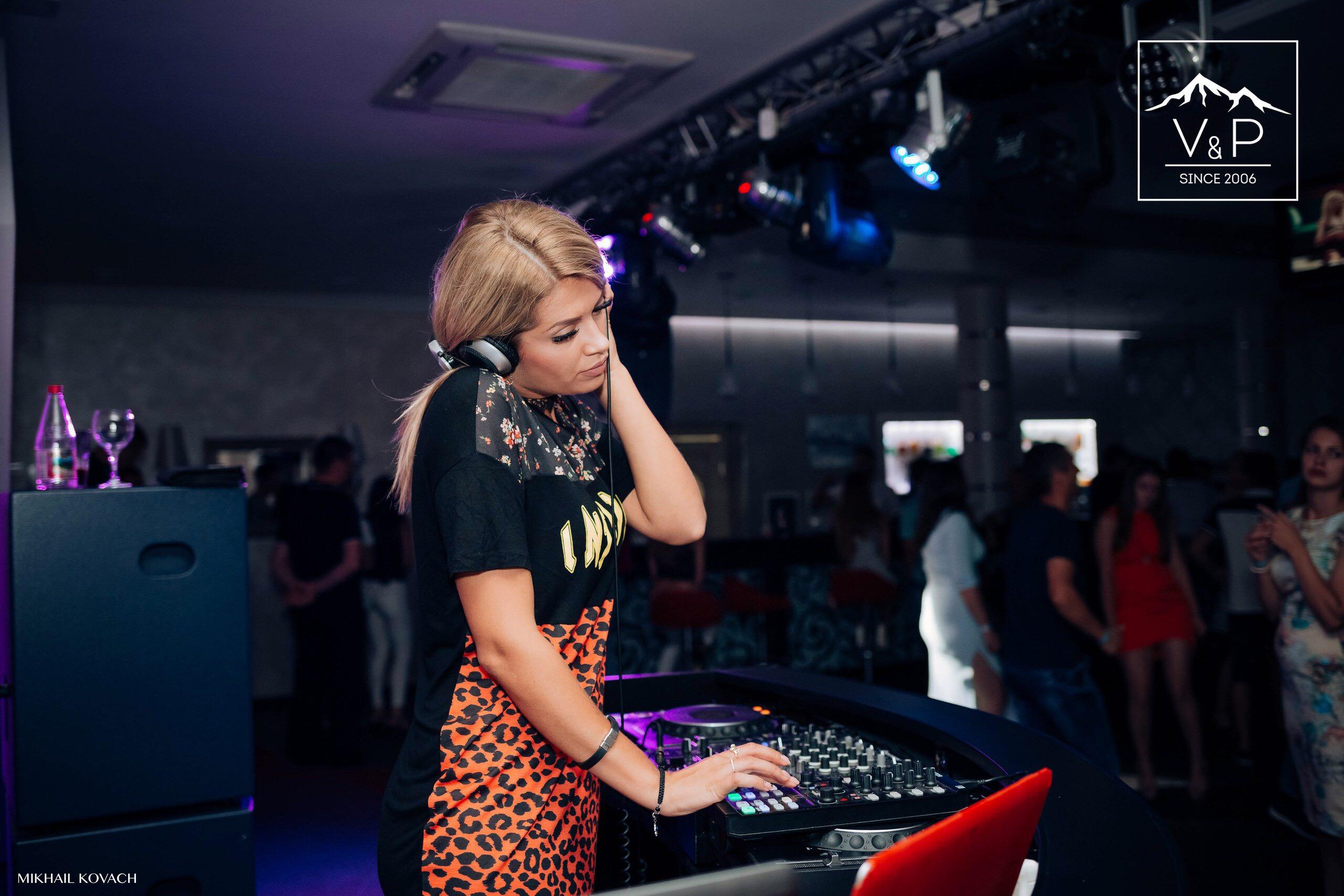 DJ Anesty @ Хуст, VP Khust