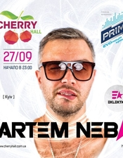 Artem Neba @ Cherry Hall, Харьков