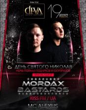 MORDAX BASTARDS @ DIVA MUSIC GALLERY, Krakow, Poland