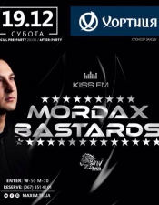 MORDAX Bastards @ Opera, Тернополь