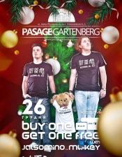 Buy One Get One Free @ Pasage Gartenberg, Ивано-Франковск
