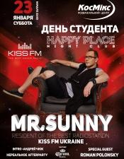 Mr.Sunny @ Happy Place, Киев