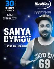 Саня Дымов @ Happy Place, Киев