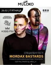 MORDAX Bastards @ Moloko, Ковель