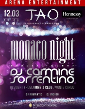 Monaco Night @ TAO Bar, Киев