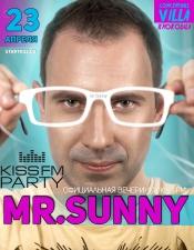 Kiss FM Party: MrSunny @Villa Krokodila, Полтава