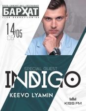 DJ Indigo @ Barhat, Борисполь