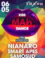 KISS.МАЙ.DANCE @ Saxon, Киев