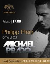 Michael Prado @ Buddha Bar, Киев
