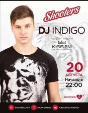 Indigo @ Shooters, Киев