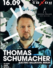 Thomas Schumacher @ Saxon, Киев