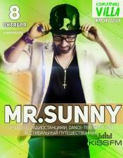 MR.Sunny @ Villa Krokodila, Полтава