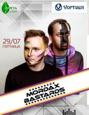 MORDAX Bastards @ Мята Beach Club, Кирилловка