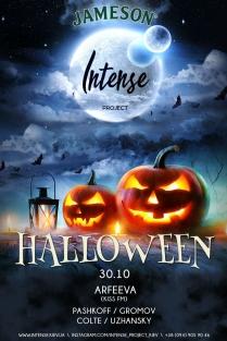 Halloween 2021 @ Intense Project, Київ