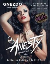 Anesty @ Gnezdo, Одесса