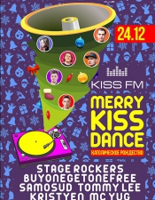 Merry KISS Dance @ Forsage, Киев