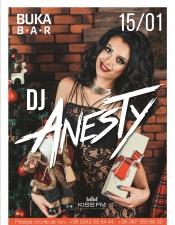Anesty @ Buka Bar, Буковель