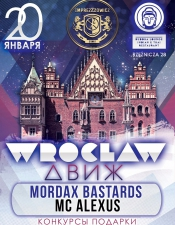 MORDAX Bastards @ Buddha Lounge, Wroclaw