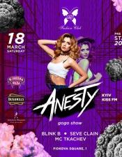 DJ Anesty @ Fashion club, Львов