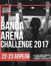 BANDA ARENA CHALLENGE 2017 @ Crossfit Banda, Киев