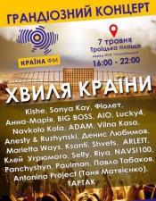 DJ Anesty @ Хвиля Країни (Концерт, Киев)