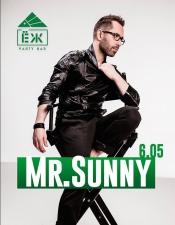 MR.Sunny @ ЁЖ Party Bar, Николаев