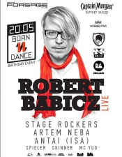 Robert Babicz @ Forsage, Киев