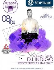 DJ Indigo @ Metropolis Arena Entertainment, Черноморск