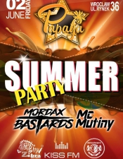 MORDAX BASTARDS @ PAPAYA ,WROCLAW
