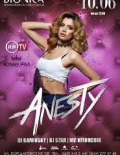 DJ Anesty @ Bionica, Киев