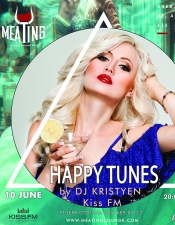 Dj Kristyen@Meating Lounge, Киев
