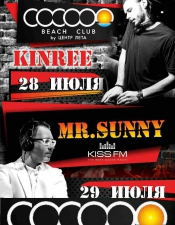 MR.Sunny @ Cocoon Dance Club