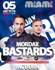 MORDAX Bastards @ Miami, Скадовск
