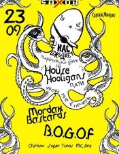 MORDAX Bastards & BOGOF @ Saxon, Kyiv