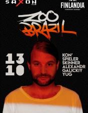 Zoo Brasil @ Saxon, Київ
