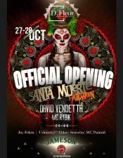 Official Opening @ D.Fleur, Kyiv