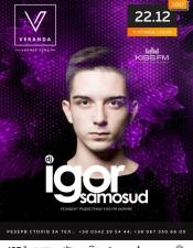 Igor Samosud @ Veranda Lounge (ТРК