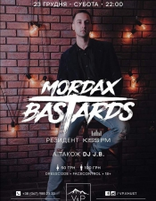 MORDAX Bastards @ V&P, Хуст