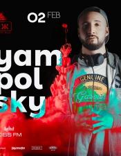 YampolSky @ ЁЖ Party Bar, Николаев