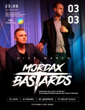 MORDAX Bastards @Manhattan, Черкаси