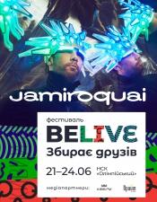 Фестиваль Belive: Jamiroquai @НСК