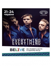 Фестиваль Belive: EverythingEverything @НСК