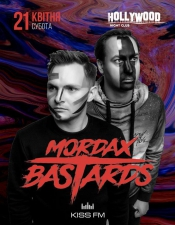 MORDAX Bastards @Hollywood, Луцьк