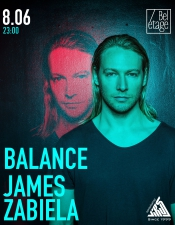 James Zabiela @Bel Etage, Київ